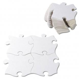 Blanko Riesen-Puzzle