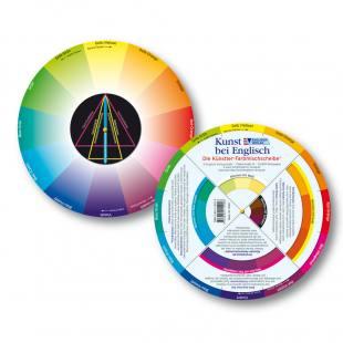 Die Künstler-Farbmischscheibe®