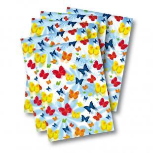 "Transparentpapier ""Schmetterlinge"""