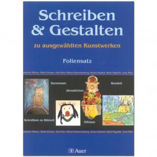 Schreiben & Gestalten - Foliensatz