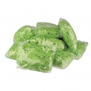 Grünes Dekogras - in 3 verschiedenen Abpackungen