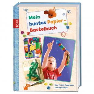 Mein buntes Papier-Bastelbuch von TOPP®