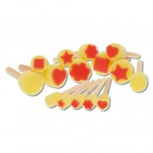 Stupfpinsel Formen