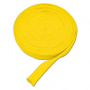 Strickschlauch - gelb