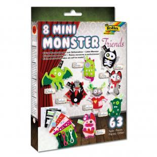 Monsterfreunde - Nähset
