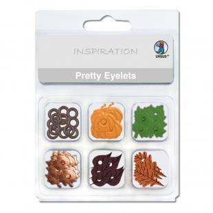 Brads - Eyelets (Motiv Herbst)
