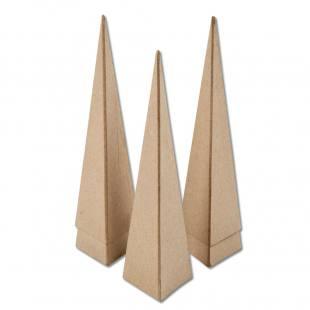 Dreikantkegel