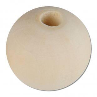 Holzkugeln - 25 mm