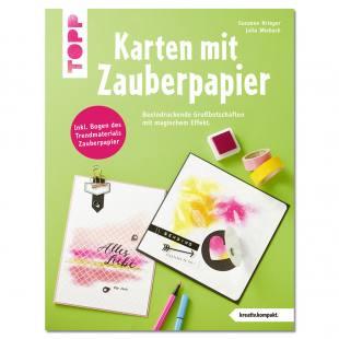 TOPP® Buch: Basteln mit magischem Papier