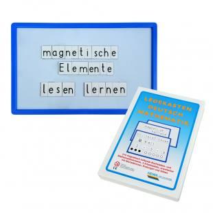 Legekasten Deutsch - Mathematik