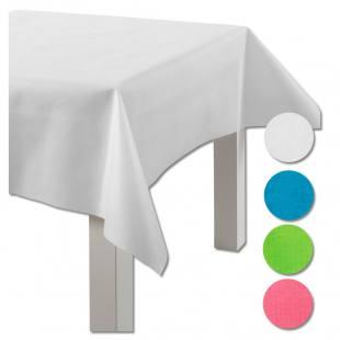 Tischdecken aus Stoff-Imitat