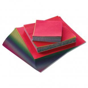 Faltblätter, Transparent, 40 g/m²