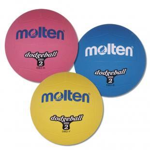 Dodgeball (Völkerball) - MOLTEN® - verschiedene Farben