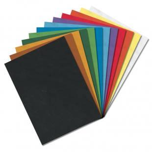 Faserseide, 25 g/m2 - in 12 verschiedenen Farben