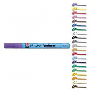 Marabu Brilliant Painter - in 21 verschiedenen Farben