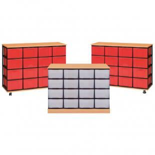 Modulus® KIDS mit 16 großen Schubladen