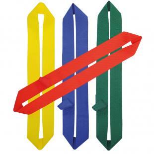 Mannschaftsbänder mit Klettverschluss