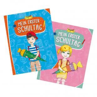 Einschulungsalbum für Jungen und Mädchen