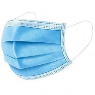 Medizinische Mund-Nasen-Bedeckung, 100 Stück