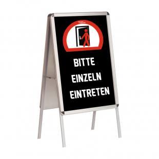 Plakatständer DIN A2