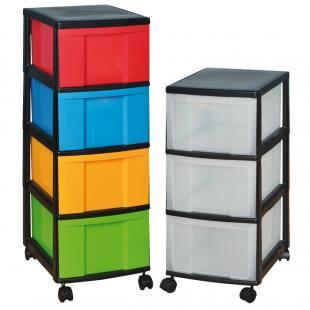 Kunststoff-Rollcontainer