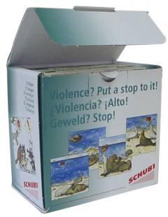 Gewalt - halt! - Bilderbox
