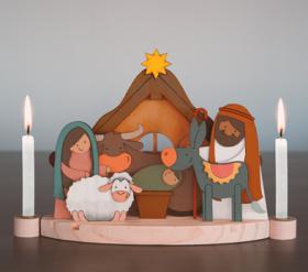 Zur Weihnachtsdeko