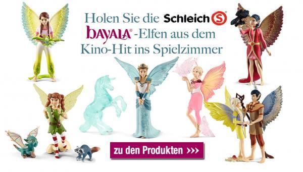 Original Schleich(R) Elfen aus dem Film Bayala(R)
