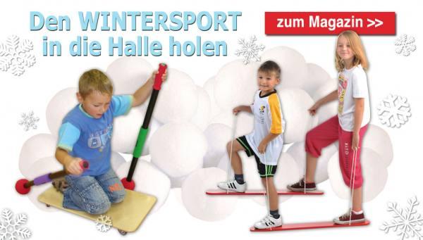 Startseite Magazin - Wintersport in der Halle