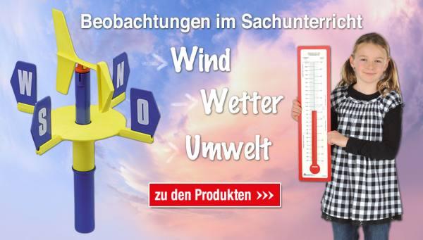 Startseite Wind Wetter Umwelt