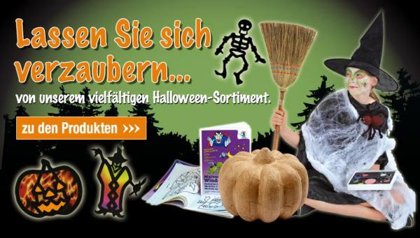 Startseite Halloweenbasteln