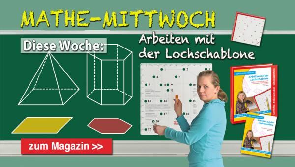 Startseitengrafik Lochschablone