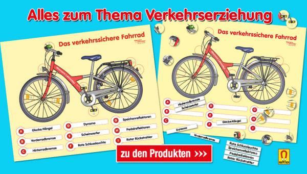 Startseite Vekehrssicheres Fahrrad