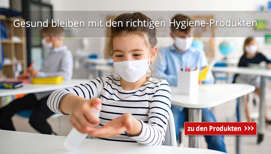 Gesund bleiben mit den richtigen Hygiene-Produkten