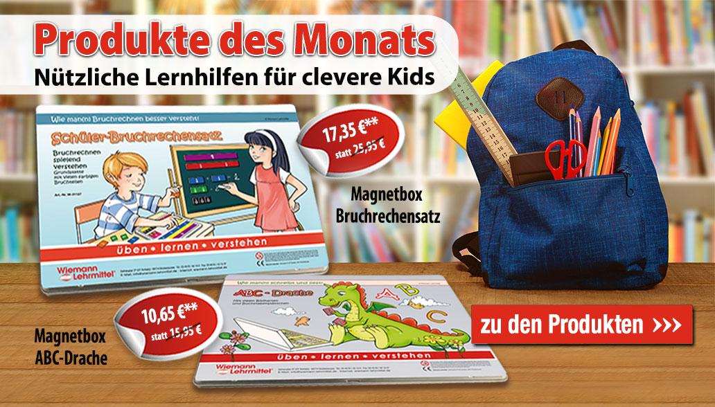 Nützliche Lernhilfen für clevere Kids