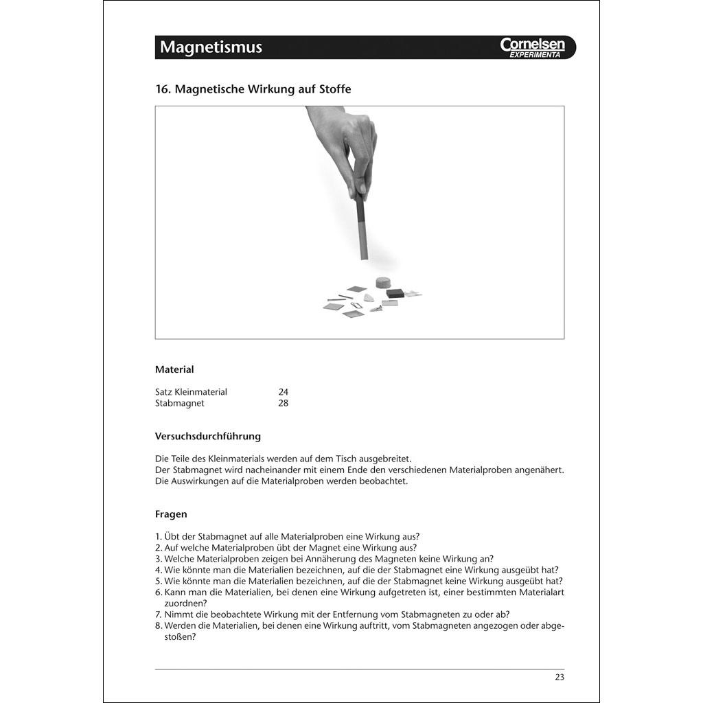 "Gerätesatz ""Elektrizität & Magnetismus im Alltag""-W-10219"
