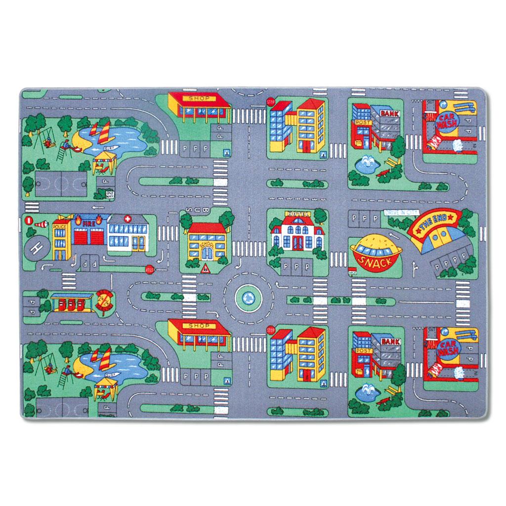 Kinder-Straßenteppich