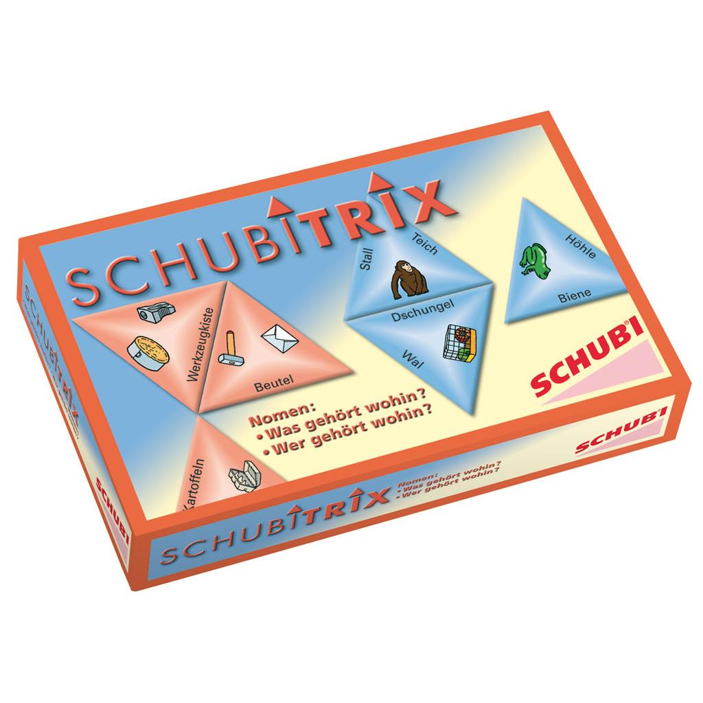 SCHUBITRIX Nomen