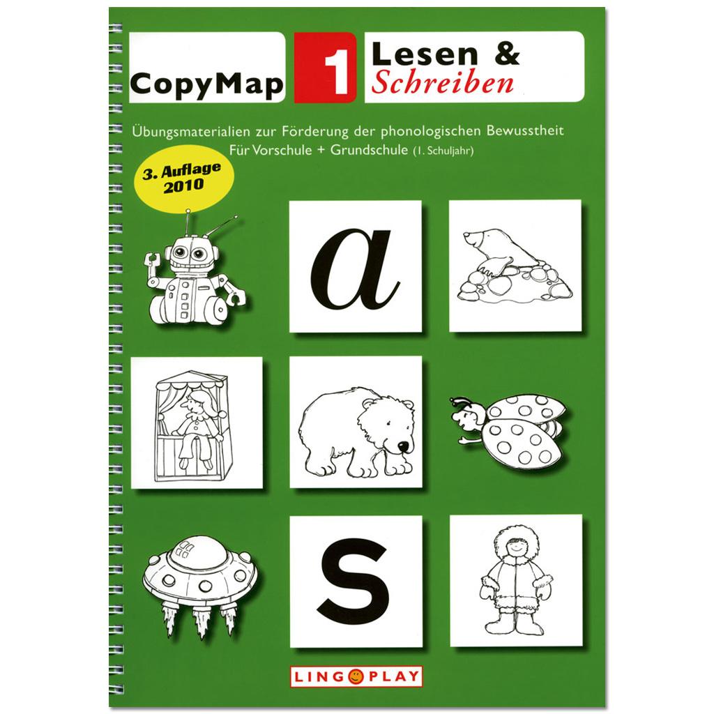 CopyMap 1 – Lesen & Schreiben