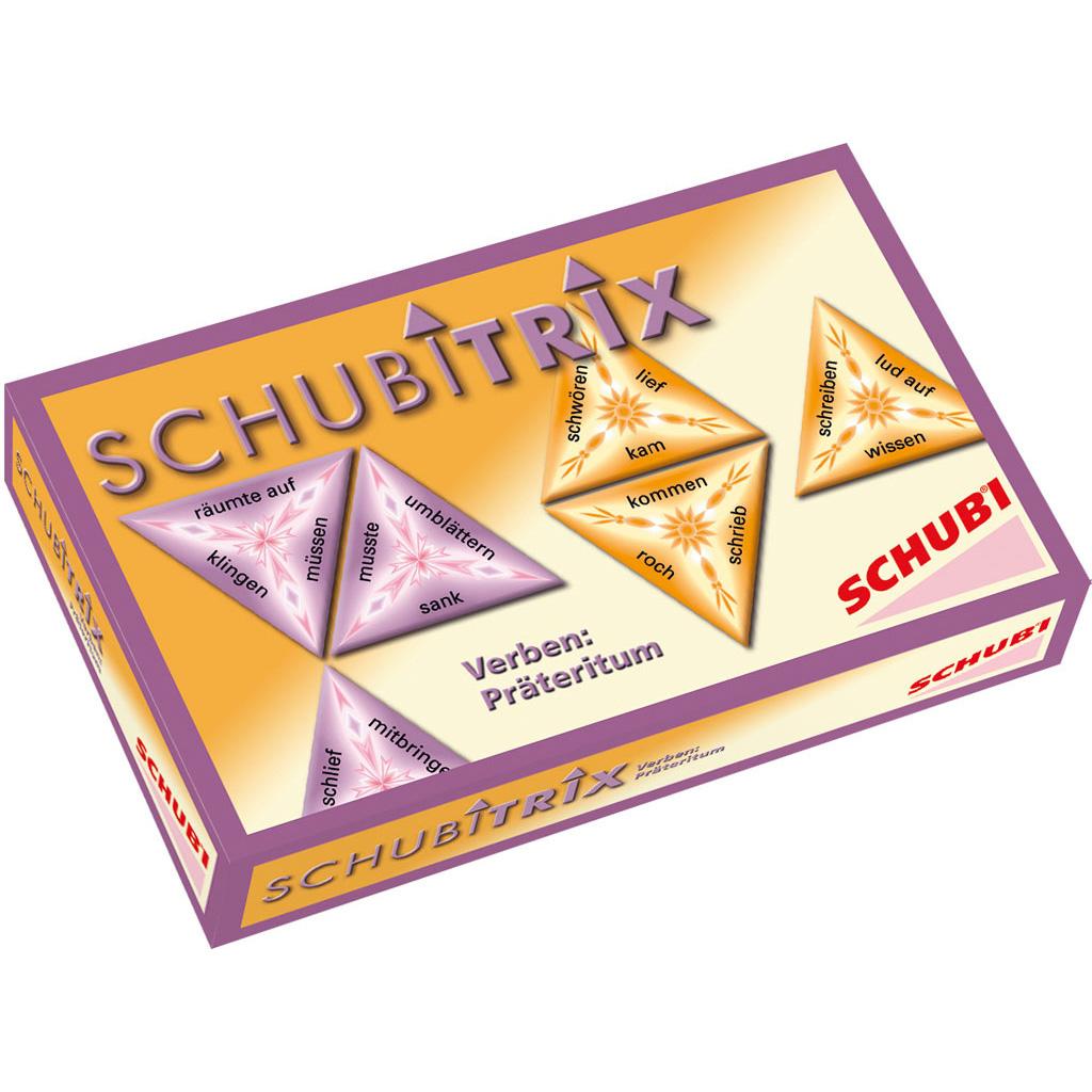 SchubiTrix® Verben, Präteritum