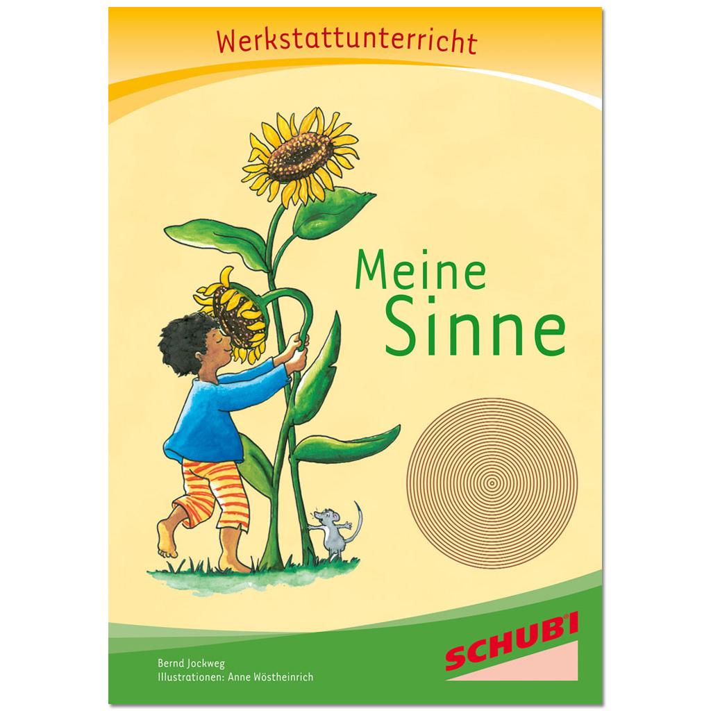 """Arbeistblätter """"Meine Sinne"""""""