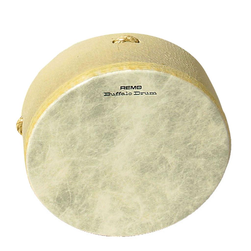 Indianische Rahmen-Trommel (Buffalo Drum)-W-10920