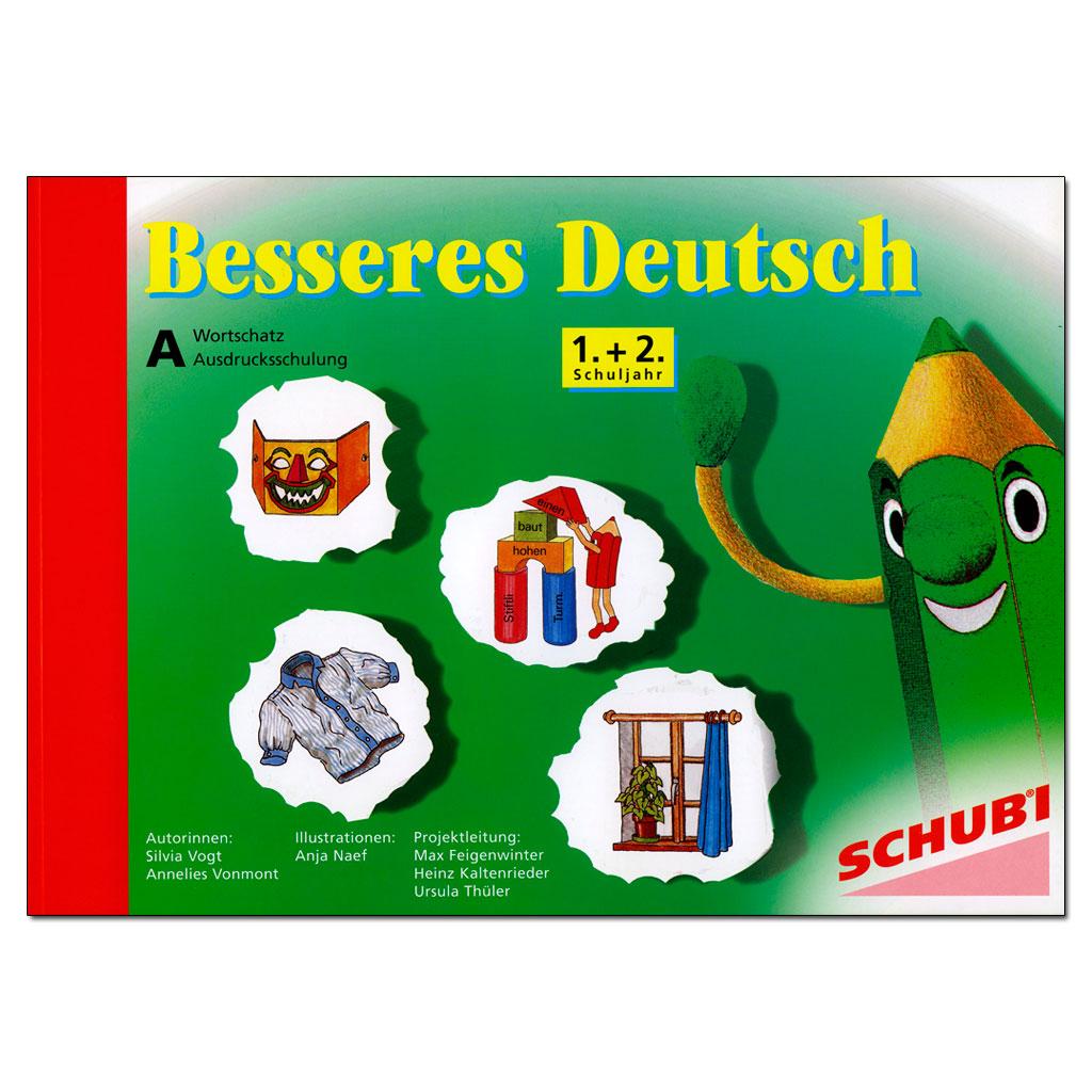 Besseres Deutsch - Teil A