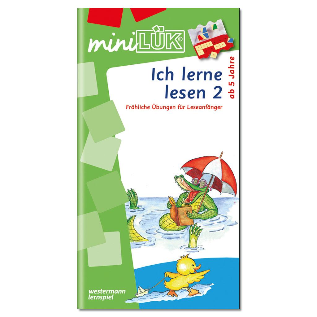 mini-LÜK – Ich lerne lesen 2