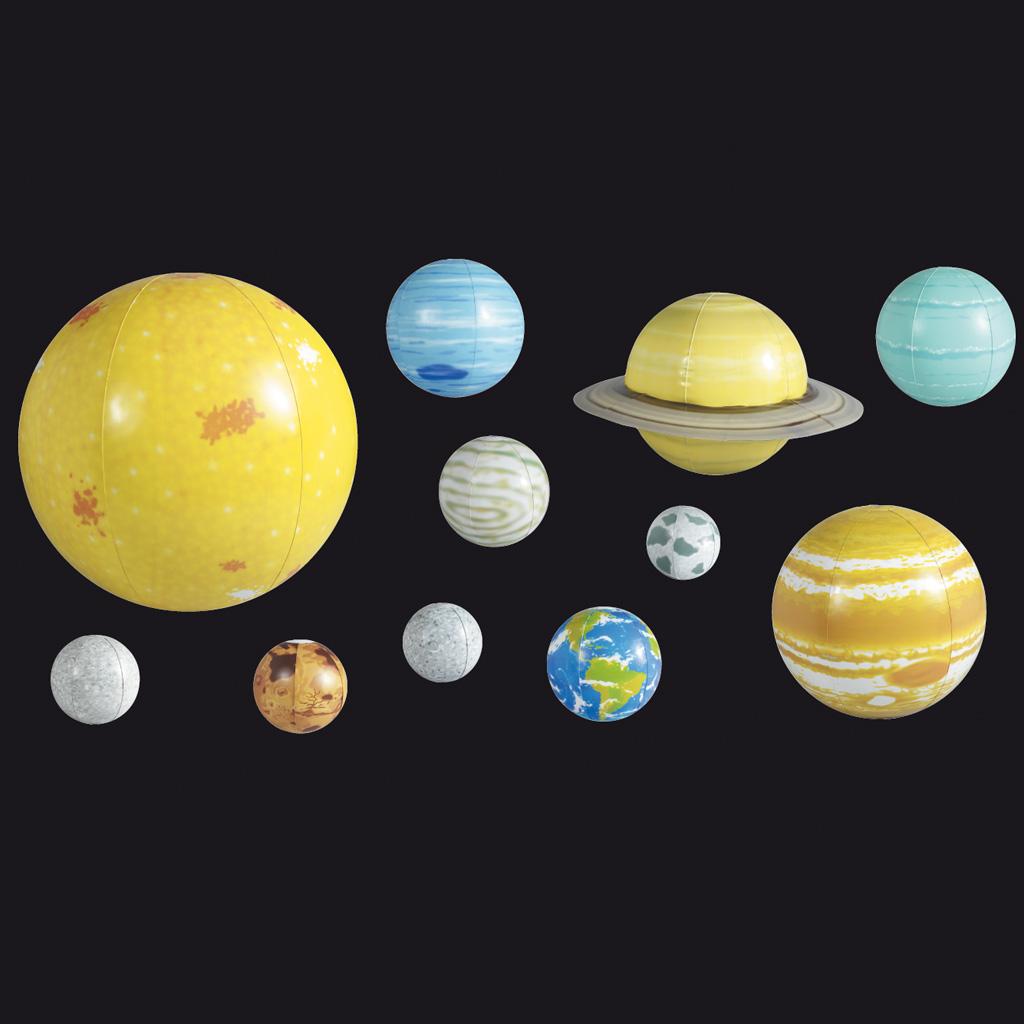 Aufblasbares Sonnensystem - hier online im WL-Versand bestellen