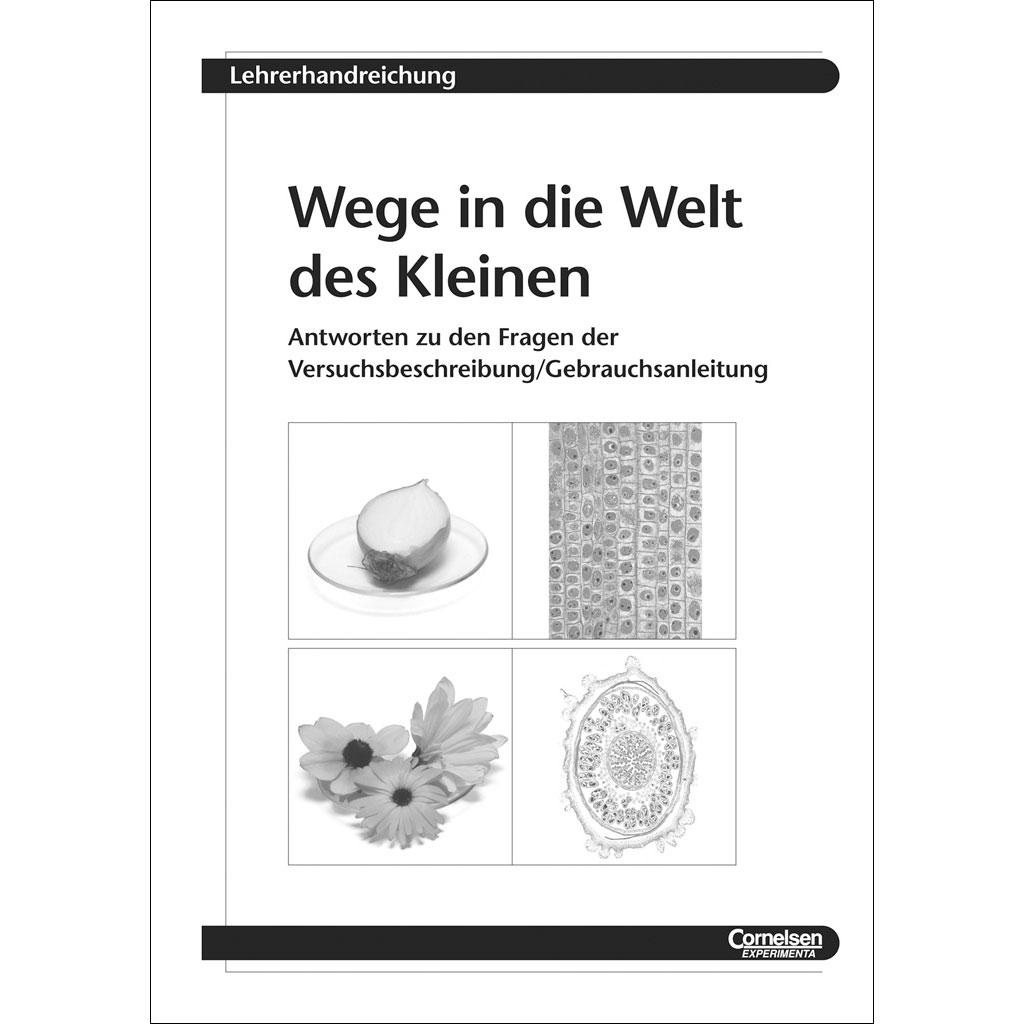 """Gerätesatz """"Wege in die Welt des Kleinen""""-W-21779"""