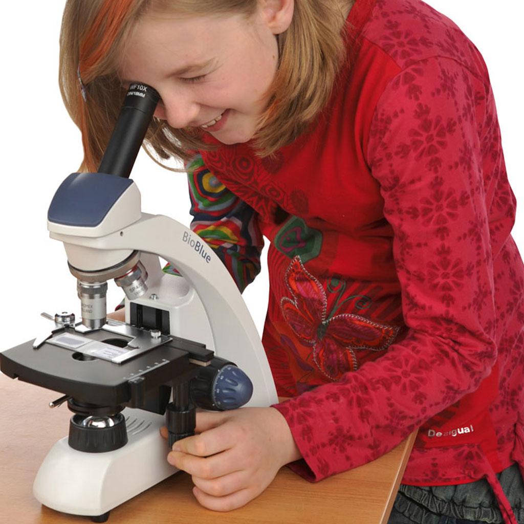 Mikroskop BioBlue WL 220 LED