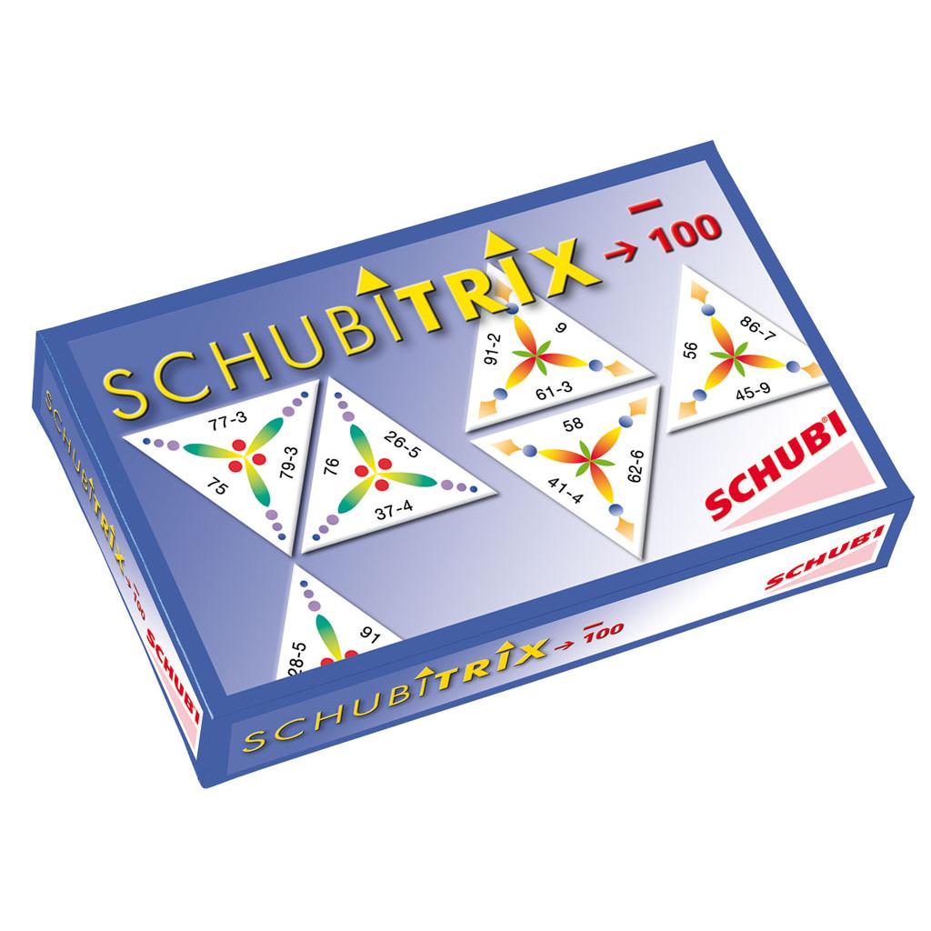 SCHUBITRIX - Subtraktion bis 100