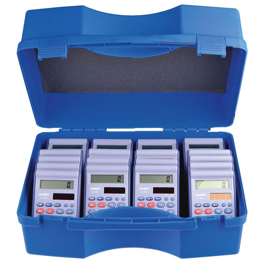 Grundschul Taschenrechner – Klassensatz