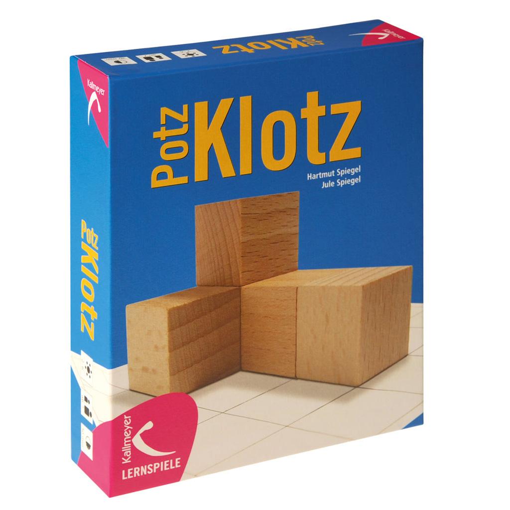 Potz Klotz - Denkspiel